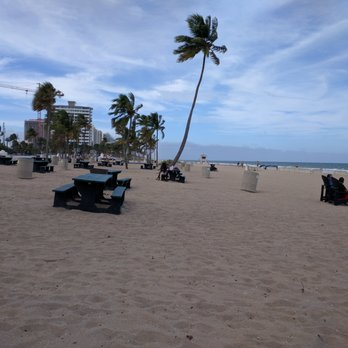 Photo Of Fort Lauderdale Beach Park Fl United States Family