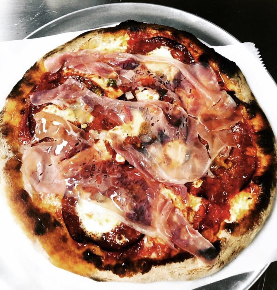 Food from ReBar Bar And Pizza
