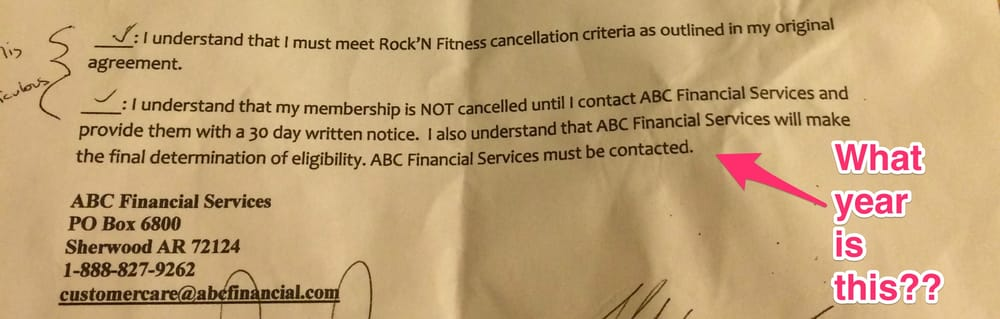 abc planet fitness cancellation policy