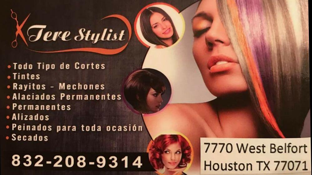 Tere Stylist: 7770 W Bellfort Ave, Houston, TX