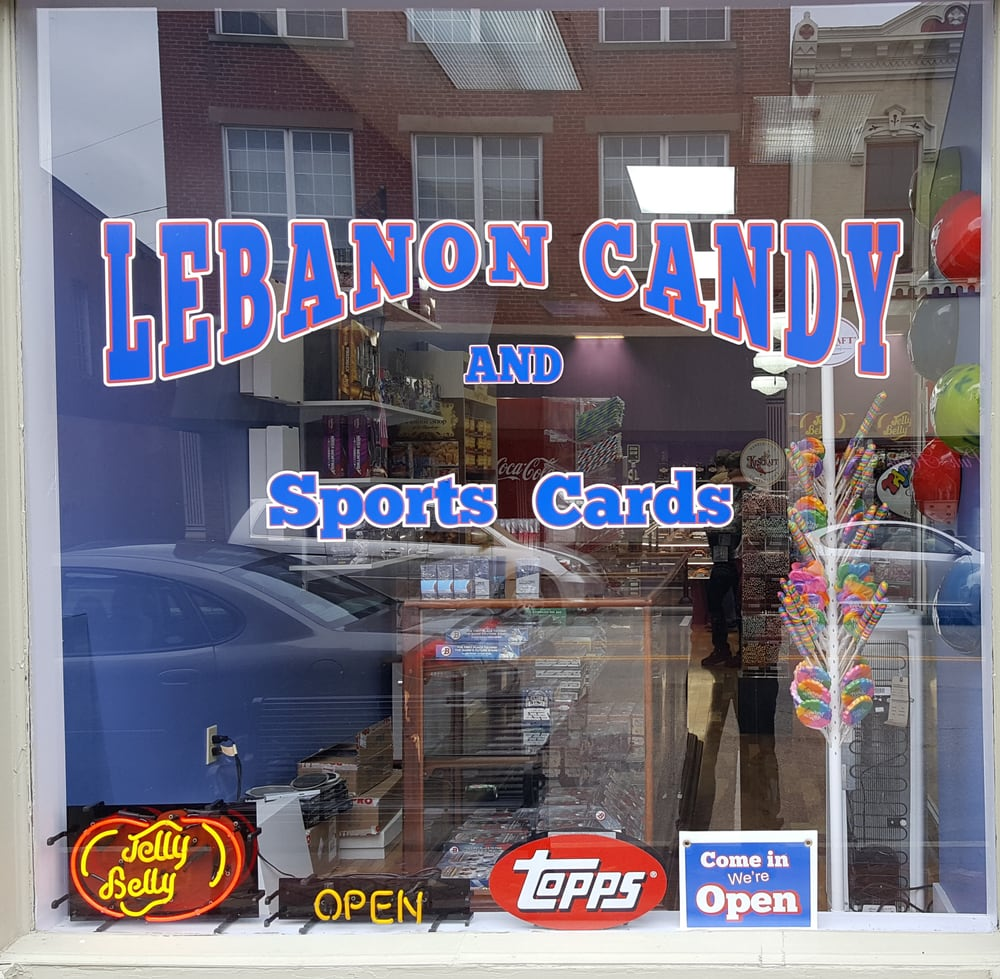 Lebanon Candy and Sports Cards: 38 E Mulberry St, Lebanon, OH