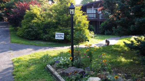 High Quality Photo Of InnerSource Wellness Center   Wilmington, DE, United States. Our  Front Garden