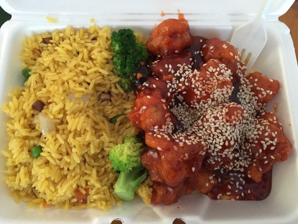 Panda Chinese Restaurant: 82 Joshua Ln, Palmyra, VA