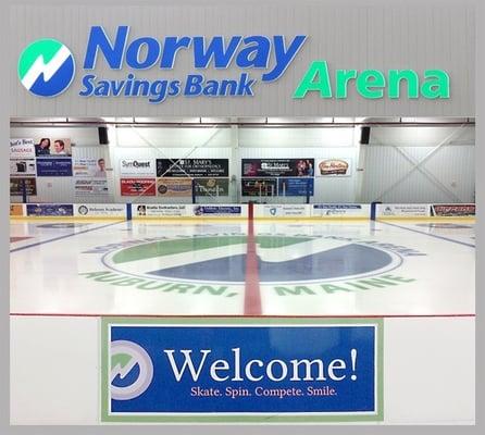 Norway Savings Bank Arena Turner St Auburn ME Skating Rinks - Mapquest norway
