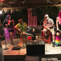 Photo Of Lost Parrot Cabins   Austin, TX, United States. Fun Night Of
