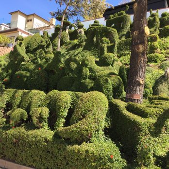 Photo Of Harperu0027s Topiary Garden   San Diego, CA, United States. Harperu0027s  Topiary