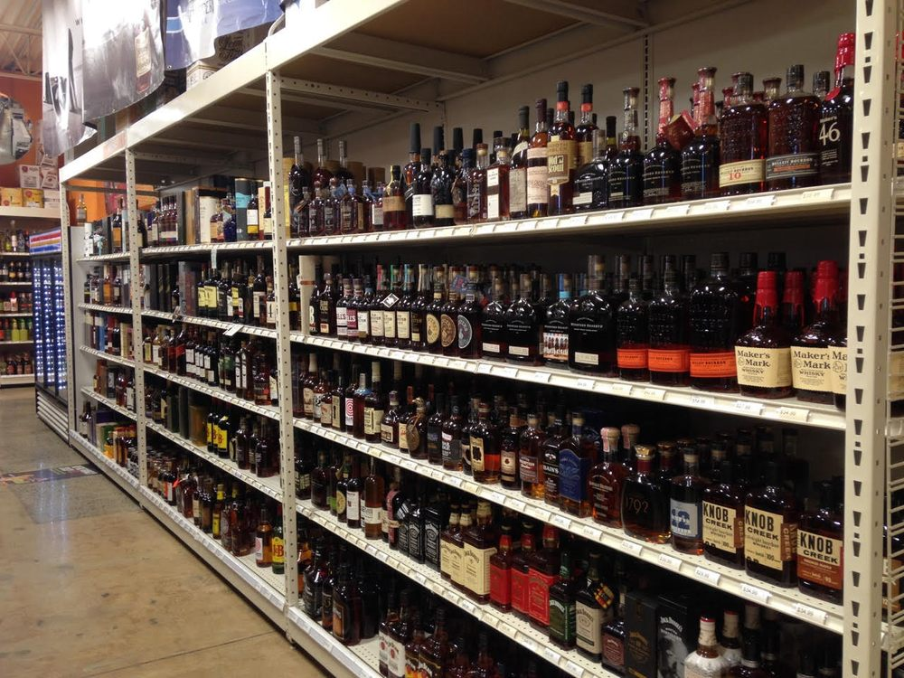 Liquor Warehouse of Freeport: 101 Buffalo Ave, Freeport, NY