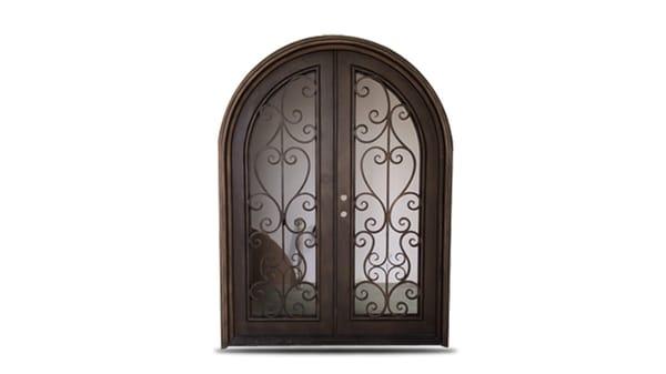 Photo of Iron Doors By Hardwood Door \u0026 Bevel - Auburn Hills MI United  sc 1 st  Yelp & Iron Doors By Hardwood Door \u0026 Bevel - Windows Installation - 2333 ...
