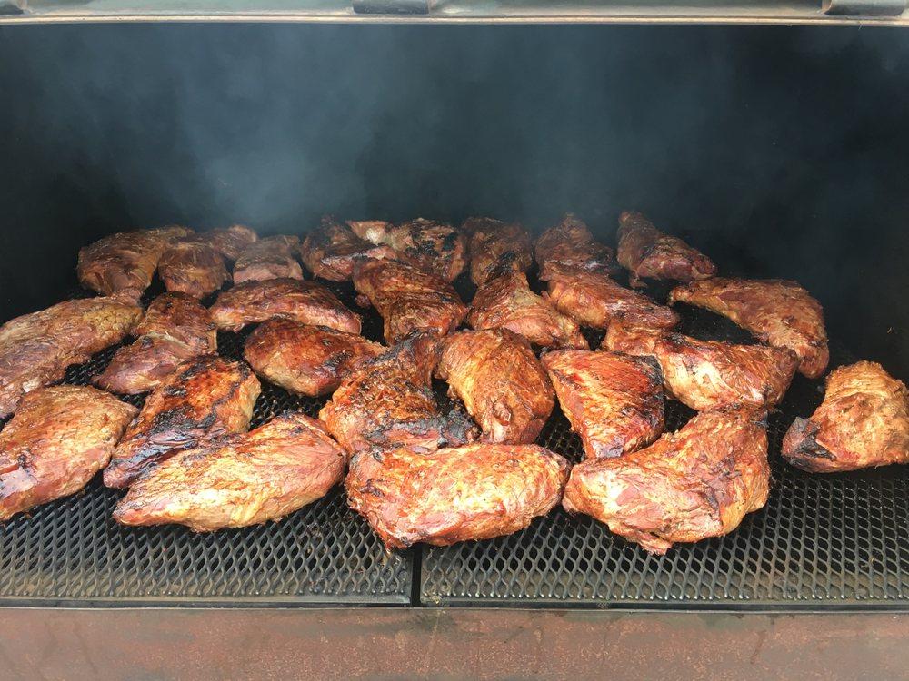 Mac's Smokin BBQ: Stockton, CA