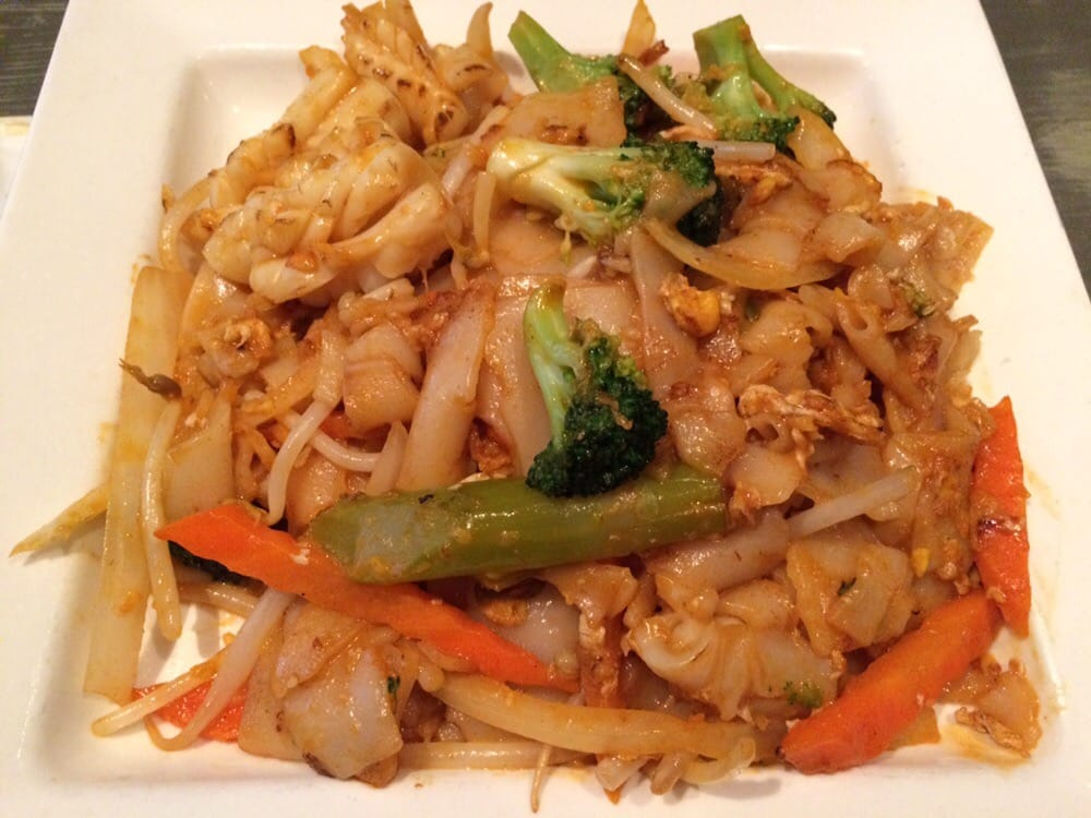 Asian noodle yelp for 22 thai cuisine new york ny