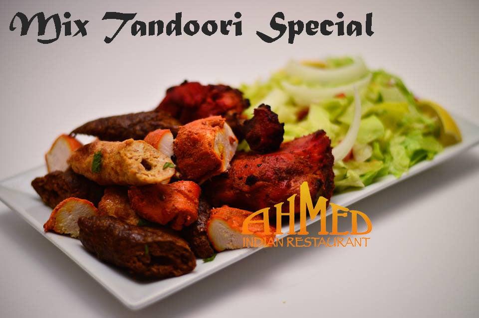 Ahmed Indian Restaurant OBT: 11301 S Orange Blossom Trl, Orlando, FL