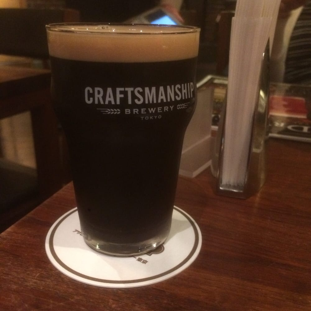 Asahi Craftmanship Brewery Tokyo