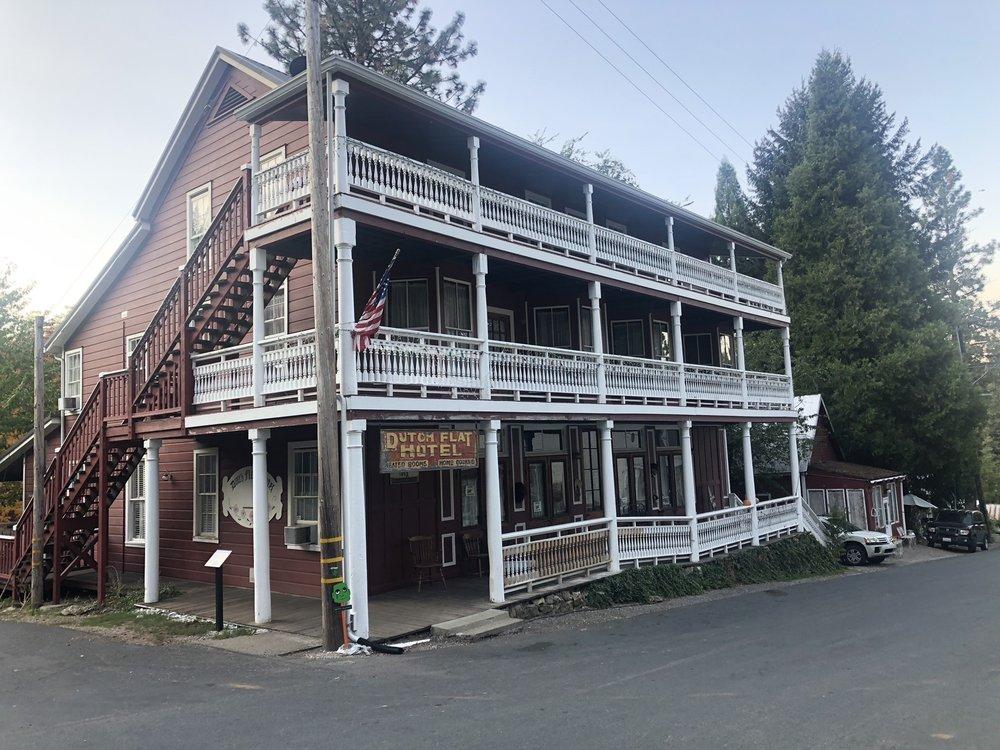 Dutch Flat Hotel: 32798 Main St, Dutch Flat, CA