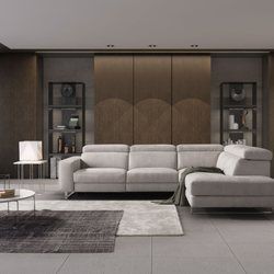Photo Of Modo Furniture   Doral, FL, United States. Modern Sectional  Upholstered In