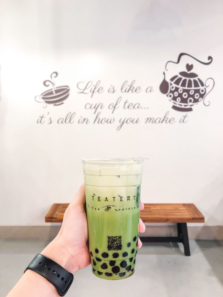 Social Spots from Teatery - Tea and Tapioca