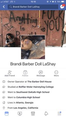The Barber Doll House 620 Glen Iris Dr Ste 110 Atlanta, GA Men's ...