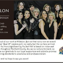 H salon hairdressers 2060 post rd fairfield ct for Adams salon fairfield ct