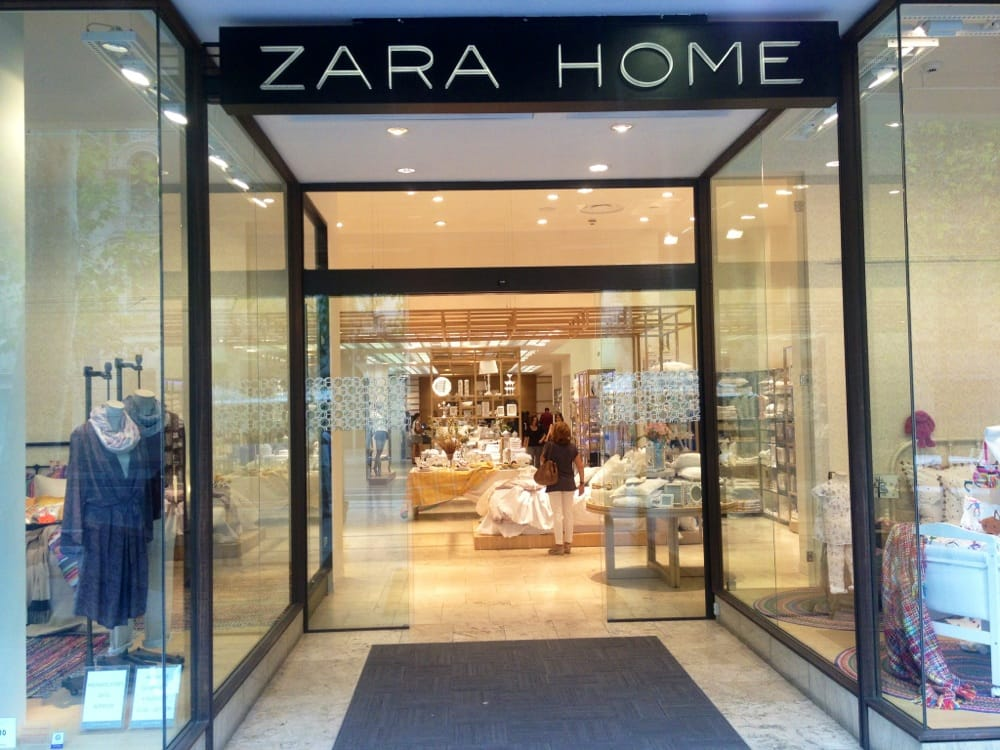 zara home espa a home garden calle serrano 88. Black Bedroom Furniture Sets. Home Design Ideas