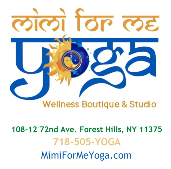 Mimi For Me Yoga Wellness Boutique & Studio: 108-12 72nd Ave, New York, NY