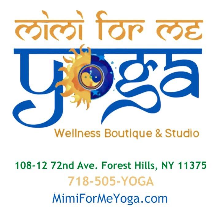 Mimi For Me Yoga, wellness boutique & studio: 108-12 72 Ave, New York, NY