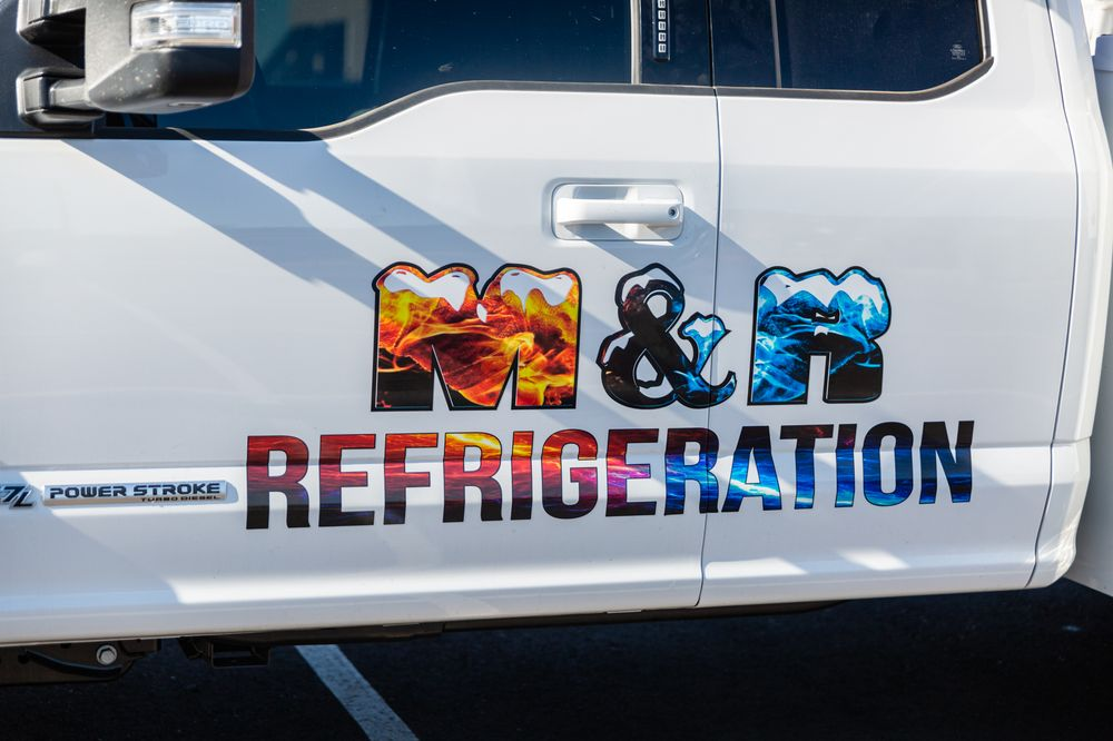 M & R Refrigeration