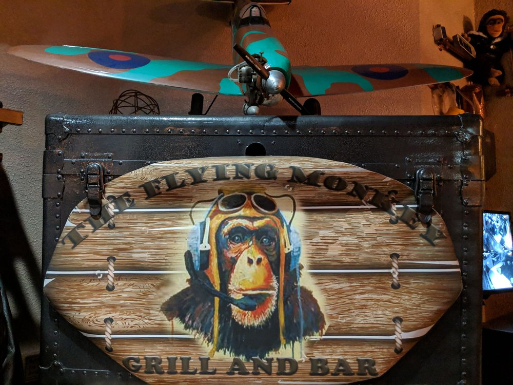 The Flying Monkey Grill Bar