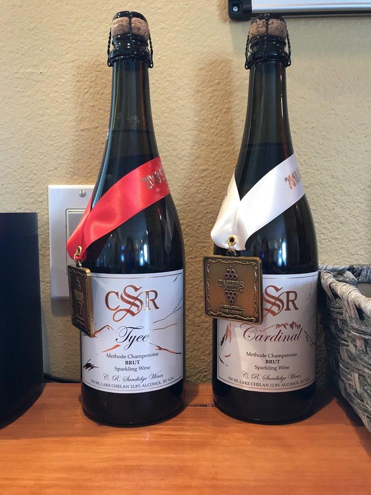 CR Sandidge Winery: 145 Wapato Way, Manson, WA
