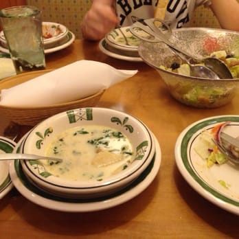unlimited soup and salad olive garden olive garden italian restaurant 24 photos 36 reviews