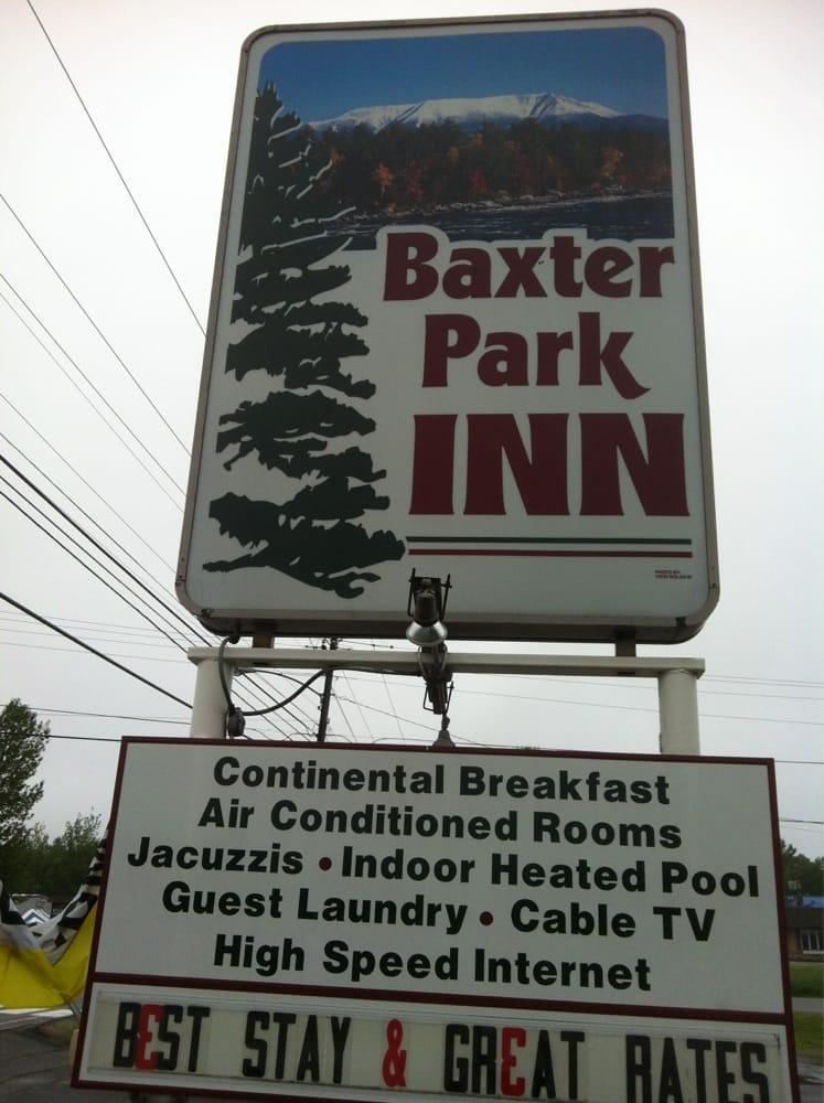 Baxter Park Inn: 935 Central St, Millinocket, ME