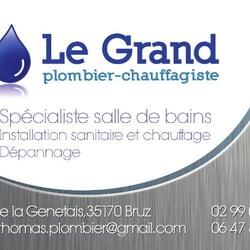Thomas Le Grand 16 Photos Plombier 1 Rue De La