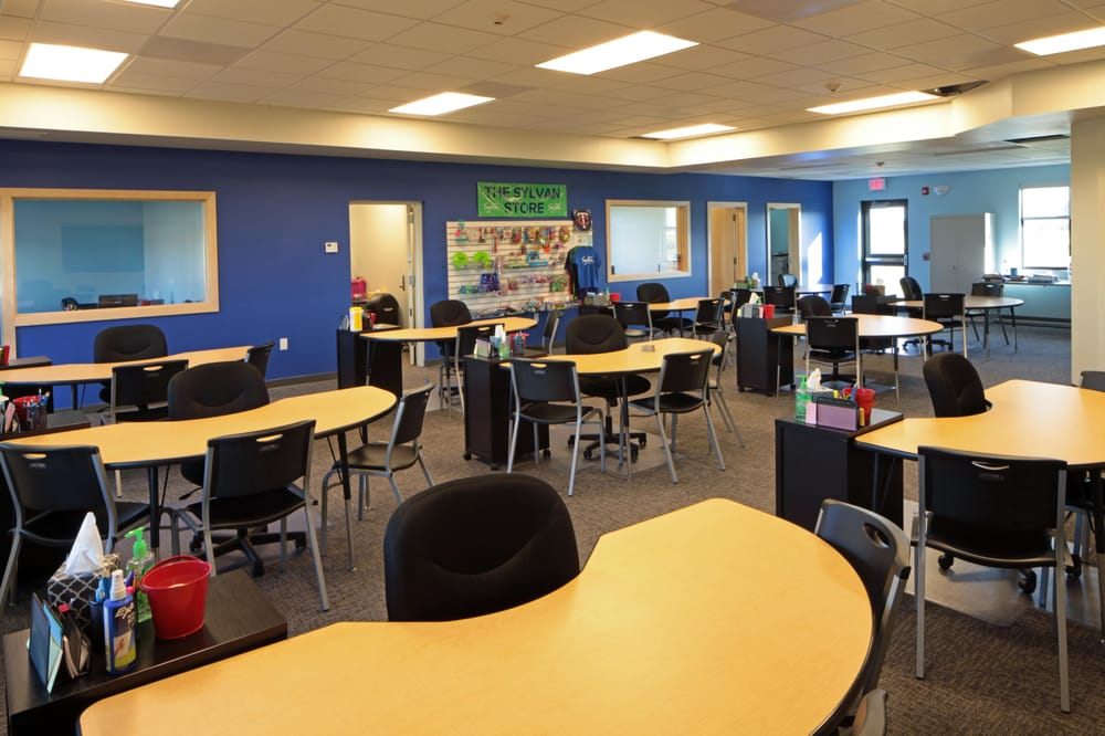 Interior Of Sylvan Learning Center Within Spec Office