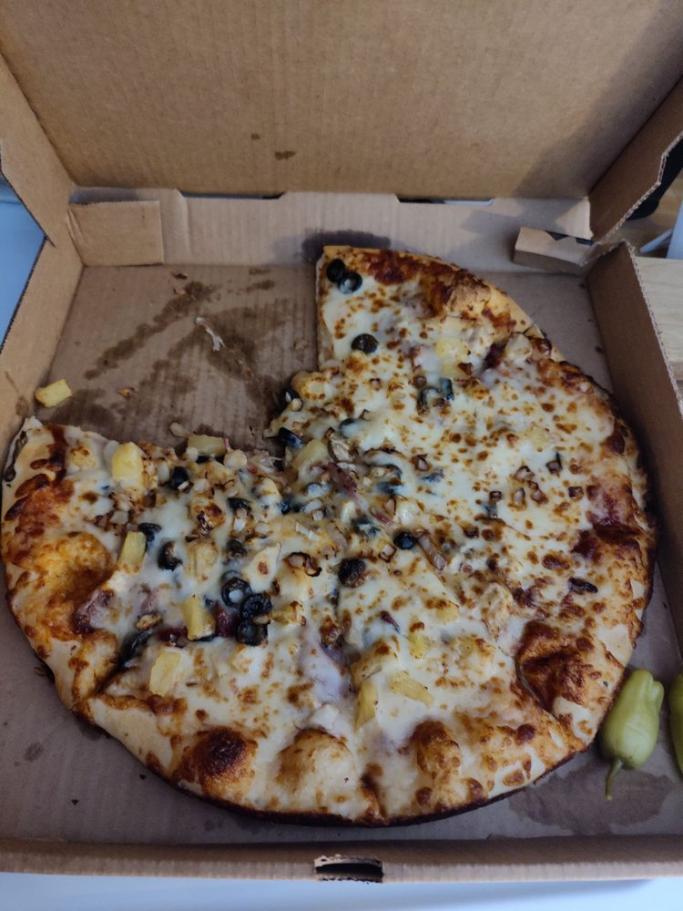 The Junction pizza: 4478 Rineyville Big Springs Rd, Rineyville, KY
