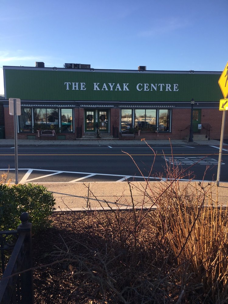 The Kayak Centre: 70 Brown St, Wickford, RI
