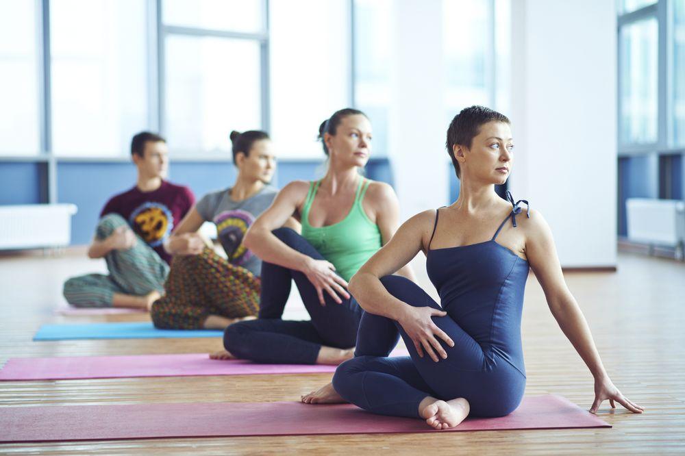 Twisted Sister Yoga: 1985 Rte 34, Wall Township, NJ