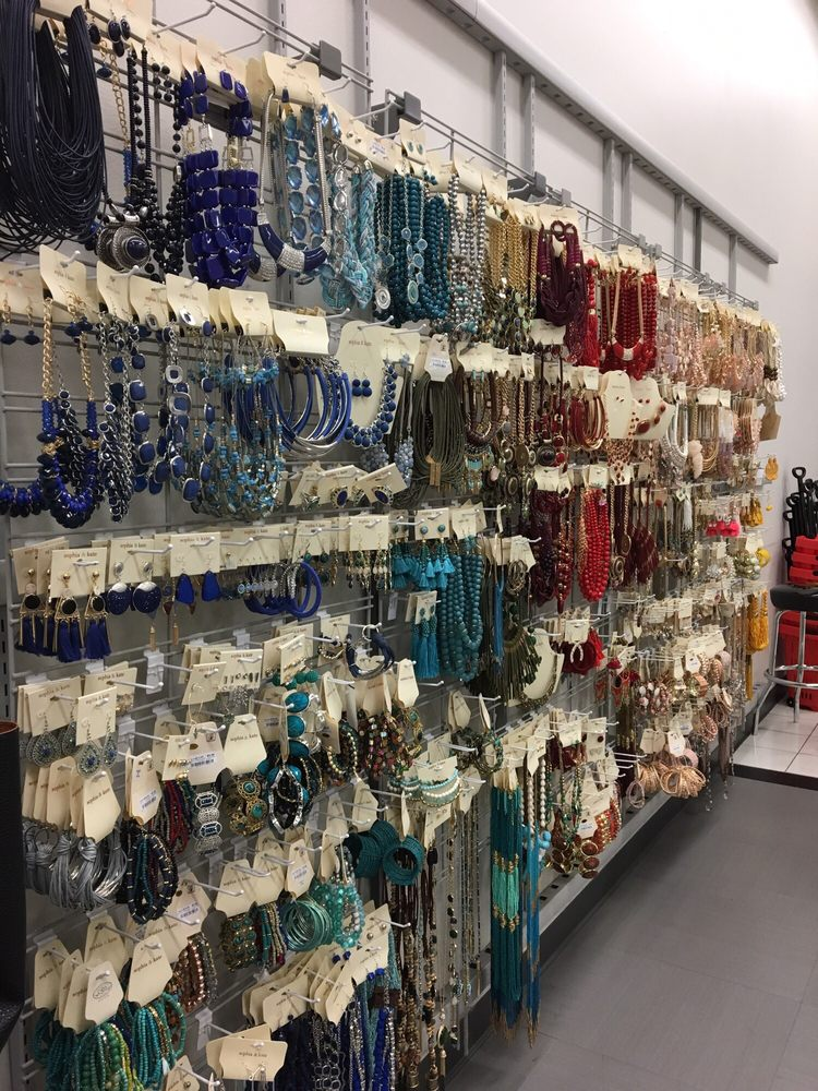 c41c0c5c8d Costume jewelry galore! Lots of necklace   earring set under  10. - Yelp