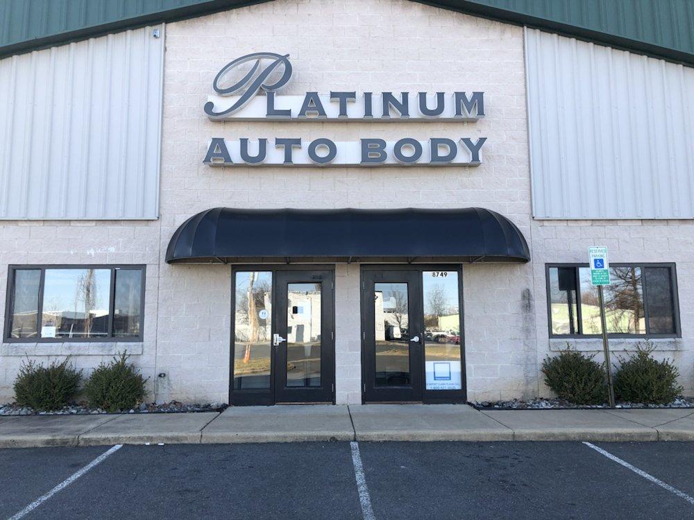 Platinum Auto Body
