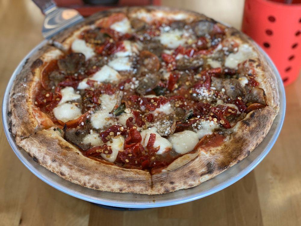 Fire & Stone Italian Pizza Kitchen: 5215 Town Center Blvd, Peachtree Corners, GA