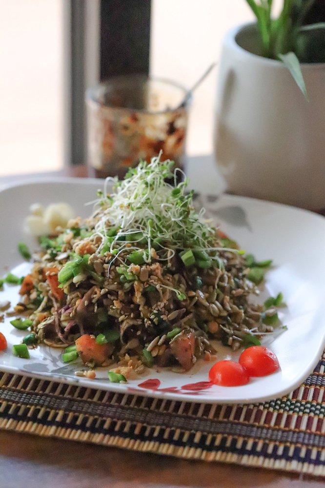 Inlay Burmese Kitchen: 500 E Round Grove Rd, Lewisville, TX