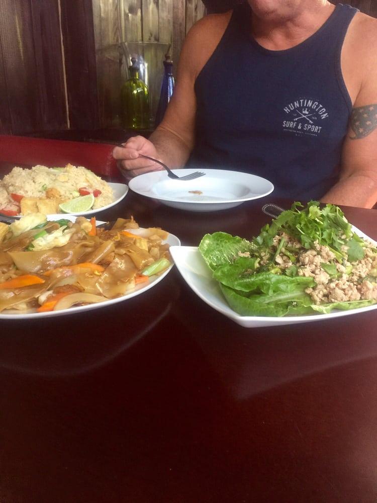 Pork larb yelp for At siam thai cuisine