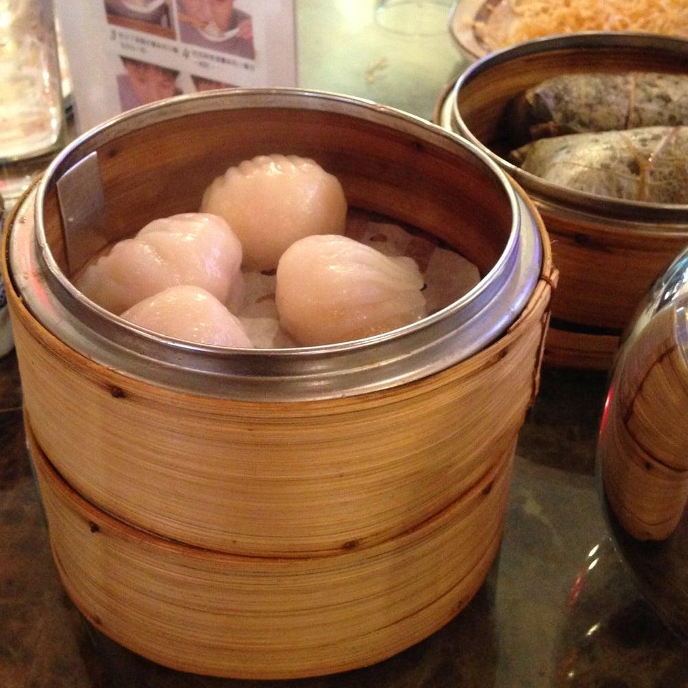 how to make steamed prawn dumplings