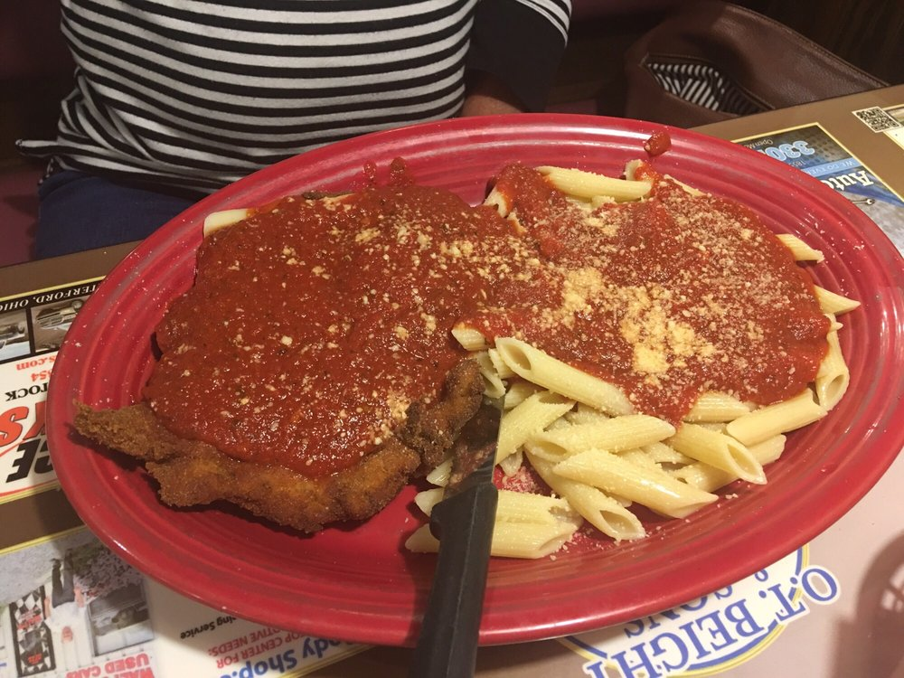 Paul's Italian Grille: 36 S Main St, Columbiana, OH