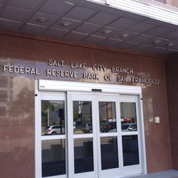 Federal Reserve Bank - 120 S State St, The Loop, Salt Lake