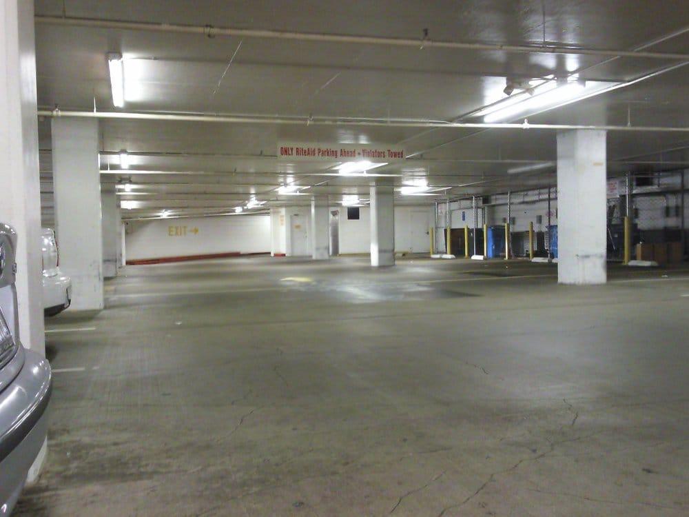 Underground garage s exit yelp