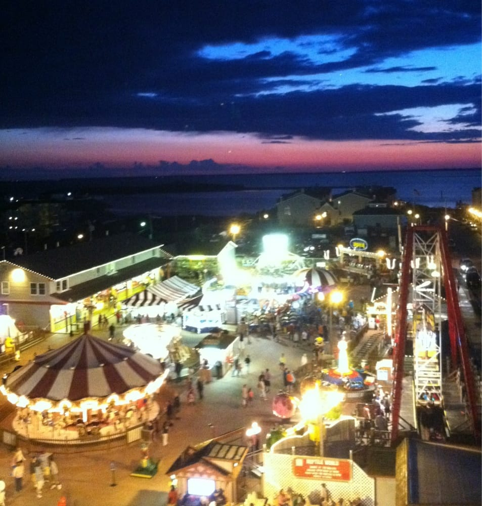 Lbi Nj: Fantasy Island Amusement Park