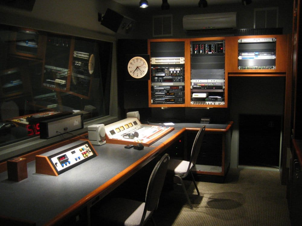 LA Radio Studio