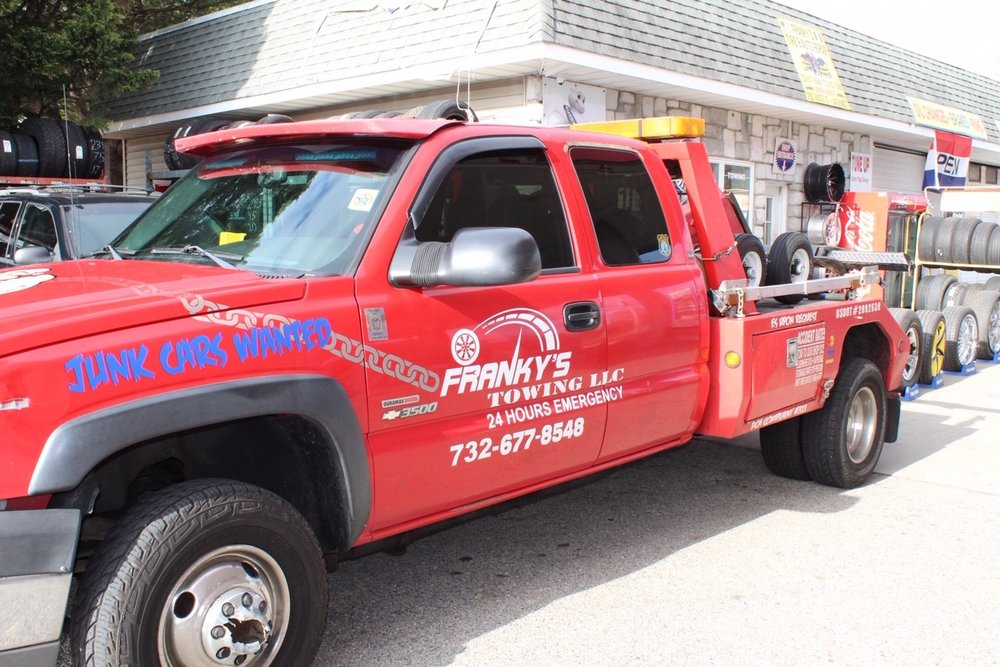 Towing business in Pine Lake Park, NJ