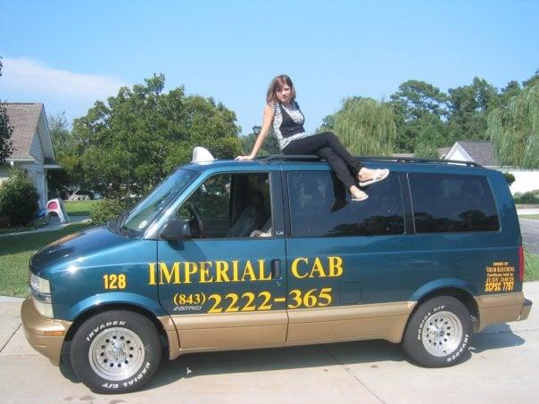 Imperial Cab