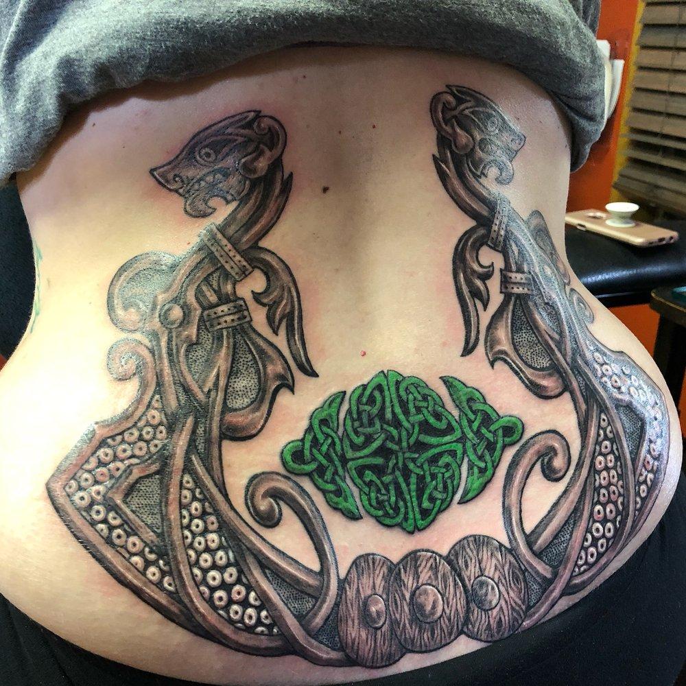 The Upstate Tattoo Co: 1429 W Ridge Rd, Rochester, NY