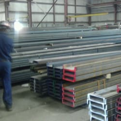 Triple-S Steel Supply - 6000 Jensen Dr, Northside Village