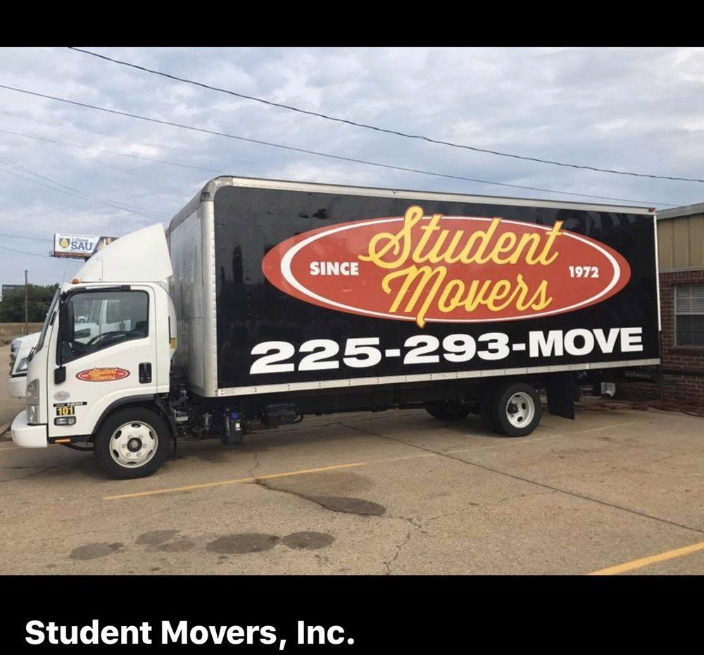 Student Movers: 3020 Valley Creek Dr, Baton Rouge, LA